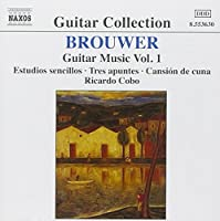 Guitar Collection by BROUWER (1998-09-08)