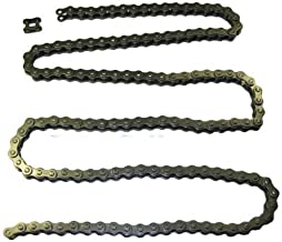 size #35, 140 links chain for Motovox Mini Bike, MBX10 CHAIN, MBX11 OEM Replacement Chain