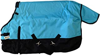 AJ Tack Wholesale Pony Horse 1200D Turnout Blanket Rip Stop Water Proof Medium Weight