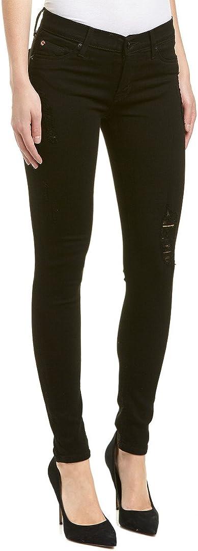 HUDSON Women's Krista Low Rise, Super Skinny Jean