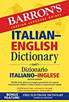 Italian-English Dictionary (Barron's Bilingual Dictionaries)