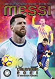 Lionel Messi Calendar - Calendars 2020 - 2021 Wall Calendars - MLS Soccer Calendar - Poster Calendar - 12 Month Calendar by Dream