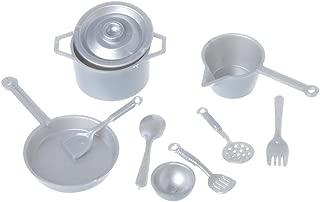 Miniatur 1:12 6-teiliges Set Küchenhelfer incl Zange