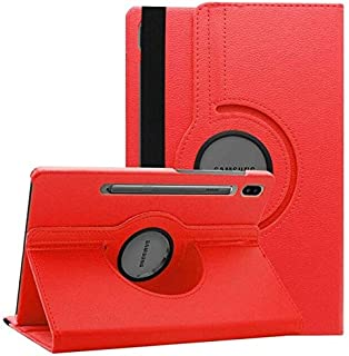 Tablets & e-Books Case - 360 Degree Rotating case for Galaxy Tab S6 10.5 T860 SM-T860 SM-T865 2019 10.5'' Case Leather Aut...