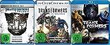 Transformers 1-5 (1-3 + 4 + 5) im Set - Deutsche Originalware [6 Blu-rays]