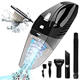 Cordless Handheld Vacuum Cleaner,RUMIA Portable Hand Vacuum with 7000Pa...