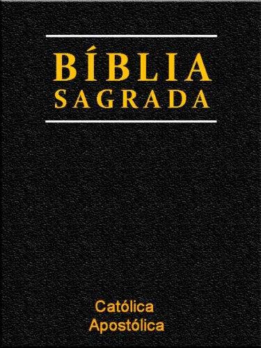 Bíblia Sagrada Católica (Religião e Filosofia)