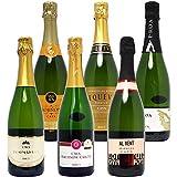 ヴェリタス 本格シャンパン製法だけの厳選泡6本セット(750mlx6本ワインセット)