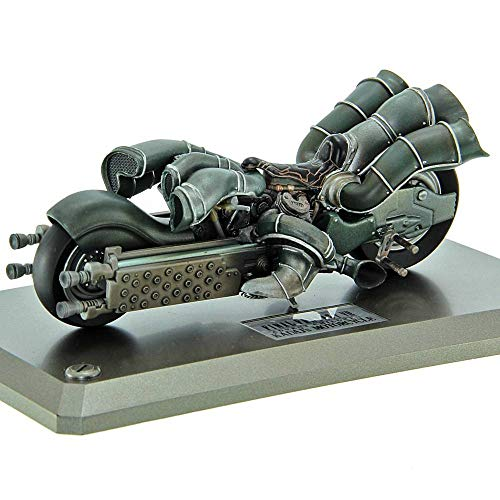 FINAL FANTASY VII Advent Children- Mechanical Arts - KADAJ's MOTORCYCLE