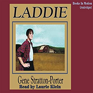 Laddie audiobook cover art