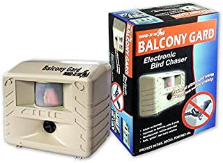 Bird-X Balcony Gard Ultrasonic Bird Repeller