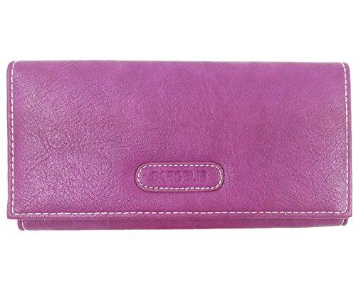 Dragelis Portemonnaie Geldbörse Geldbeutel Brieftasche Damen Damenbörse