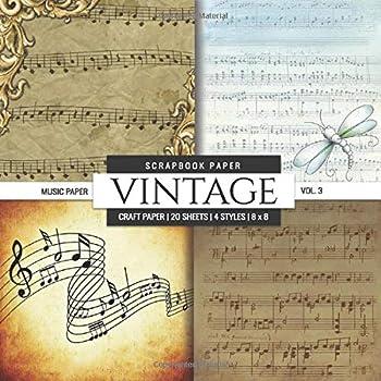 Best music scrapbook paper Reviews