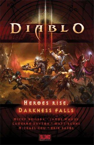 Diablo III: Heroes Rise, Darkness Falls (English Edition)