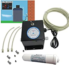 mistcooling Residential AC Pre-Cool Kit (24 Nozzles 75 Ft)-Cool Your AC