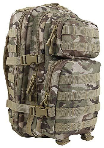 Brandit US Cooper Mochila Medio Tactical Camo