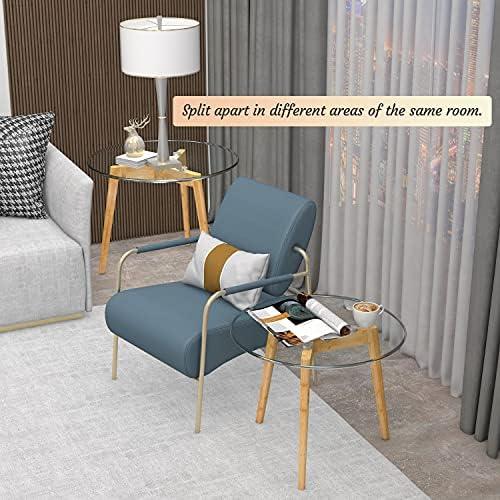 Round bedroom set _image3