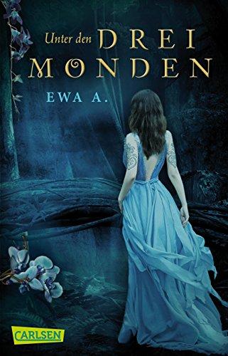 Unter den drei Monden (Die Monde-Saga 1): Fantasy-Liebesroman