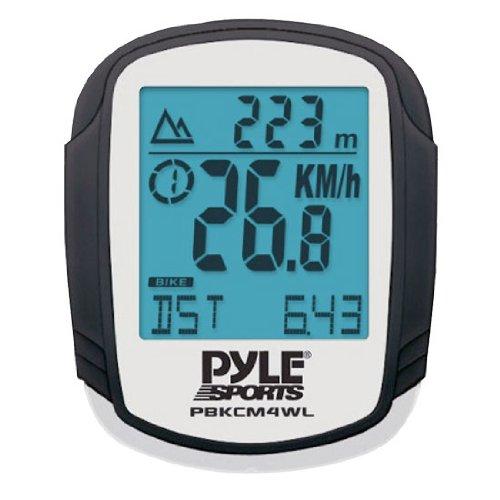 Pyle Sports PBKCM4WL Wireless Cycle Computer