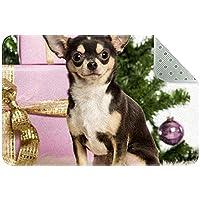 エリアラグ軽量 犬の贈り物 フロアマットソフトカーペットチホームリビングダイニングルームベッドルーム