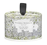 Woods Of Windsor Lily Of The Valley Body Dusting Powder With Puff for Women, 3.5 Ounce...