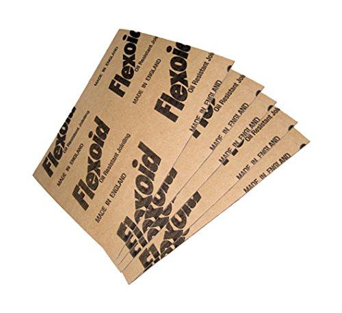 Original Flexoid Papier 3mm D/'Épaisseur X 2 Manuel A4 Huile et Imperméable