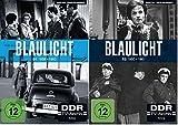 Blaulicht Box 1+2 (Staffel 1+2) DDR TV-Archiv [DVD Set]