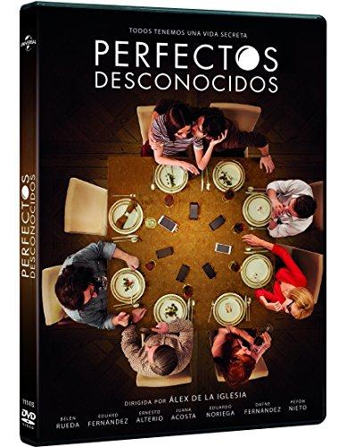 Perfectos Desconocidos DVD Ernesto Alterio