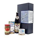 Regalo típico bávaro – Bayer & Múnich especialidades regalo – el regalo ideal no solo para hombres (jardín de cerveza)