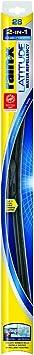 "Rain-X 5079281-2 Latitude 2-IN-1 Water Repellency Wiper Blades, 26"" (Pack of 1): image"