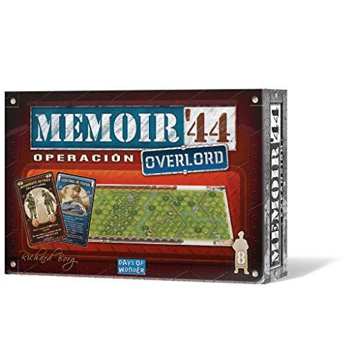 Days of Wonder- Memoir 44: Operación Overlord - Expansión, Color (DOW7388)