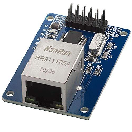 AZDelivery ⭐⭐⭐⭐⭐ ENC28J60 Ethernet LAN Netzwerk Modul für Arduino