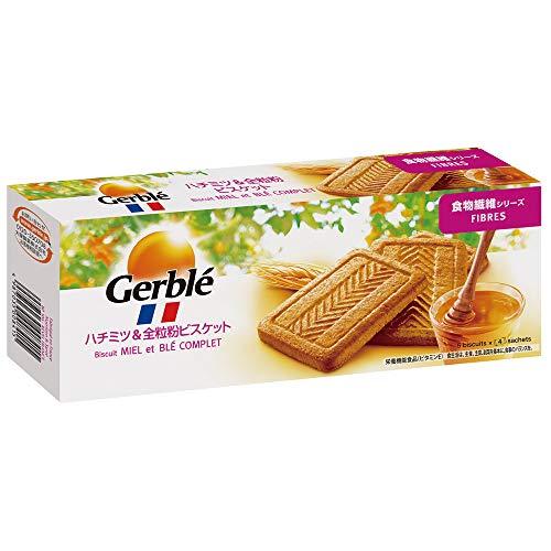 大塚製薬 ジェルブレ ハチミツ&全粒粉ビスケット(レギュラーサイズ) 5枚×4袋×3個