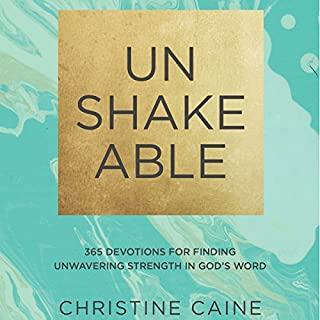 Unshakeable cover art