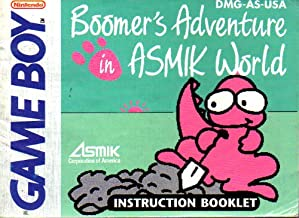 boomer's adventure in asmik world