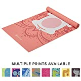 Gaiam Kids Yoga Mat Exercise Mat, Yoga for Kids with Fun Prints - Playtime for Babies, Active & Calm Toddlers and Young Children, Bunny Zen, 3mm, Model Number: 05-63945