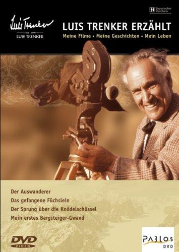 Luis Trenker erzählt - Meine Filme-Meine Geschichten-Mein Leben, neu