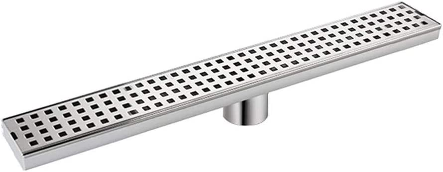 JZJSZB Linear Shower Atlanta Mall Drain Challenge the lowest price of Japan ☆ 304 Steel Stainless with Removable Co