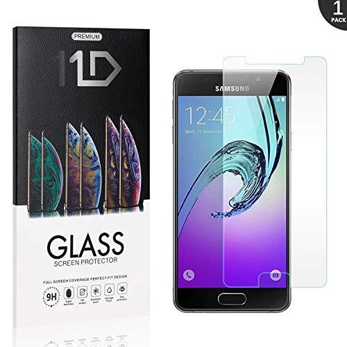 1 Pezzi Pellicola Vetro Temperato Compatibile con Galaxy A3 2016, LAFCH HD Alta Trasparenza Pellicola Protettiva in Vetro Temperato Screen Protector per Samsung Galaxy A3 2016
