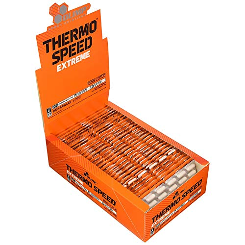 Thermo Speed Extreme | Thermogenic Fat Burner Weight Loss | Slimming Pills for Fast Fat Tissue Reduction | Blisters Only - No Box (150 Capsules)