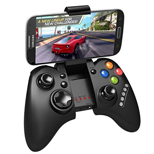 Teekini iPega PG-9021 Rechargeable Multimedia WiFi Bluetooth Controller with Stand for iPhone Android PC