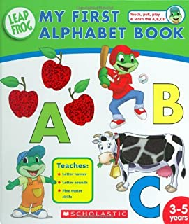 My First Alphabet Book (Leapfrog)