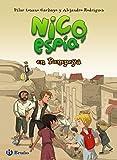 Nico, espía, en Pompeya (Castellano - A PARTIR DE 8 AÑOS - PERSONAJES - Nico, espía)