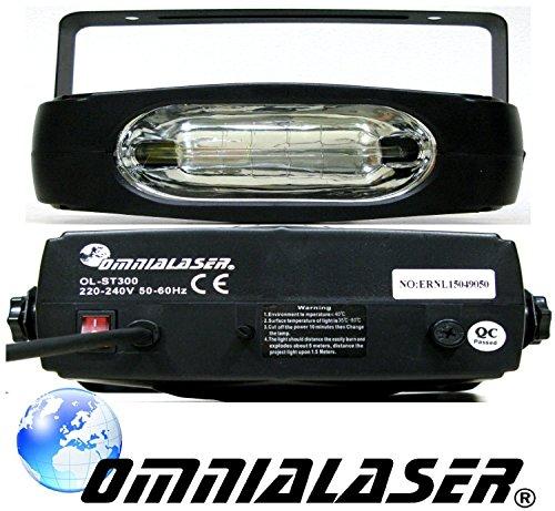 Lámpara estroboscópica efecto luz OL-ST300300W