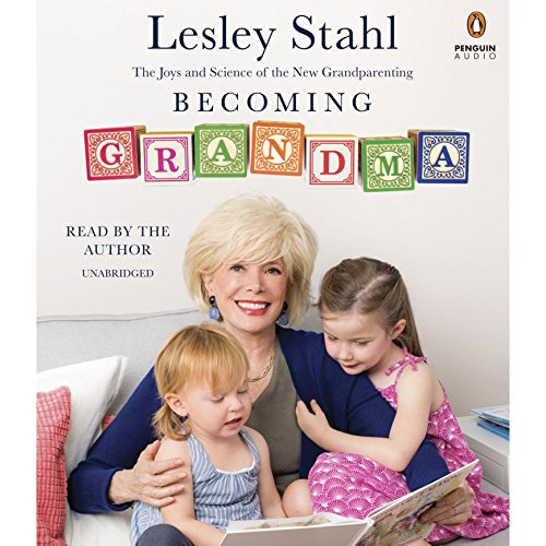 Becoming Grandma audiobook cover art