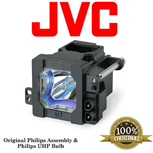 JVC TS-CL110UAA Rear Projector TV Assembly with OEM Bulb and Original Housing