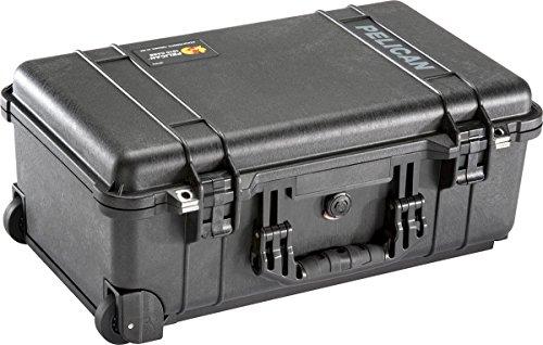PELICAN ハードケース 1510 ノーフォーム ブラック 26.9L 防水 ブラック 039639