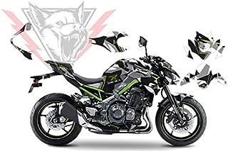 """Complete Graphic Kit Kit gráfico Completo Compatible con Kawasaki Z900 ″Winter Edition"""" (2017-2019) Calcomanías e Pegatinas"""