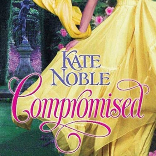 Compromised audiobook cover art