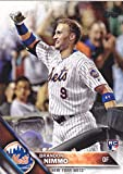 2016 TOPPS BRANDON NIMMO RC ROOKIE CARD. rookie card picture